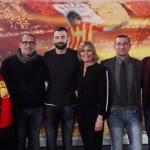 M.Cassone, F.Mazzotta, R.Alcibiade, A.Del Toro, M.Vecchio