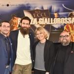 Vecchio, Moscardelli, Del Toro, Cassone