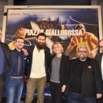 Marini, Vecchio, Moscardelli, Del Toro, Cassone, Cordella