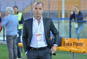 L'avv. Saverio Sticchi Damiani, presidente del Lecce - Foto Pinto