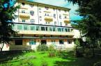 L'albergo che dovrebbe ospitare i giallorossi, foto web