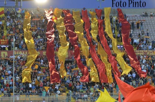 I tifosi del Lecce