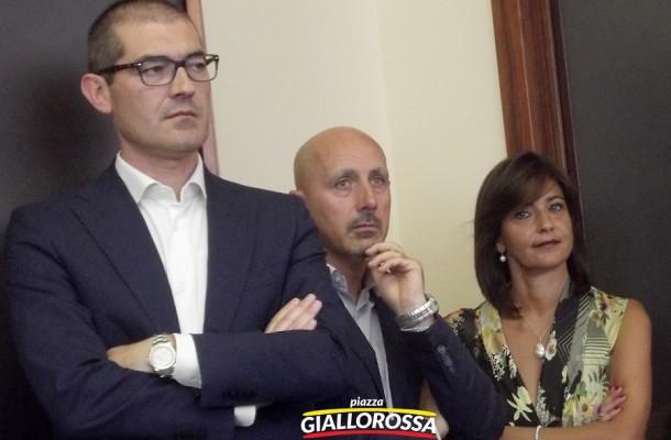 Dario Carofalo, Giuseppe Mercadante, Silvia Carofalo