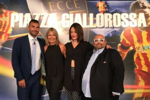 Giovanni Cinversano, Alessandra Del Toro, Carmen Tommasi, Massimiliano Cassone