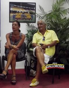 Silvia e Salvatore Carofalo