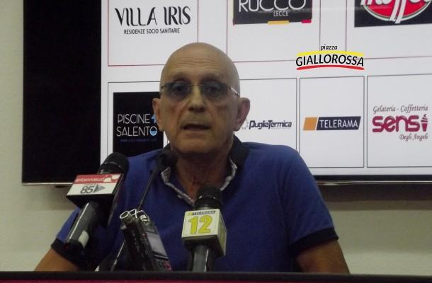 Dott. Giuseppe Palaia, Resp. San. US Lecce