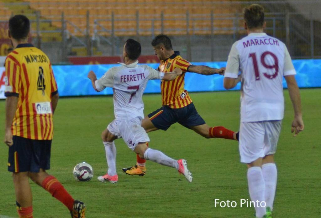 il gol di Torromino