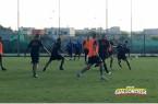 Lecce allenamento a Martignano