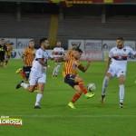 Lecce - Cosenza azione Torromino
