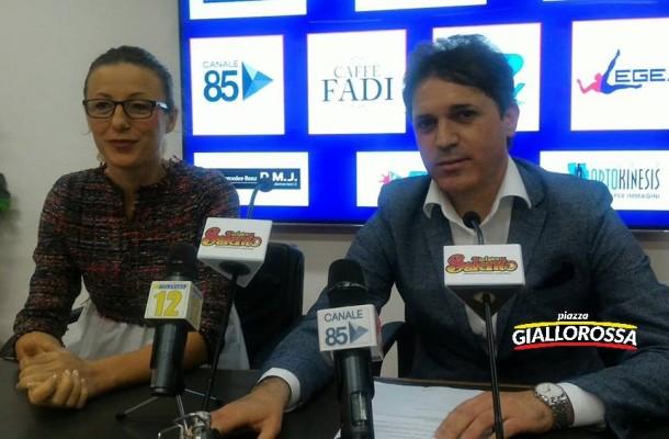 Valentina Battistini e Alessandro Adamo