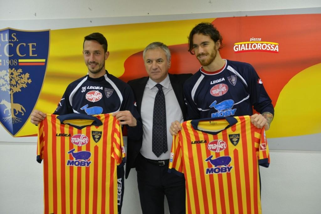 Saraniti, Meluso, Tabanelli (foto Pinto)