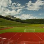 Il campo d'allenamento
