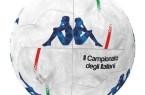Calcio: omaggio all'Italia, ecco pallone Kappa per Serie B