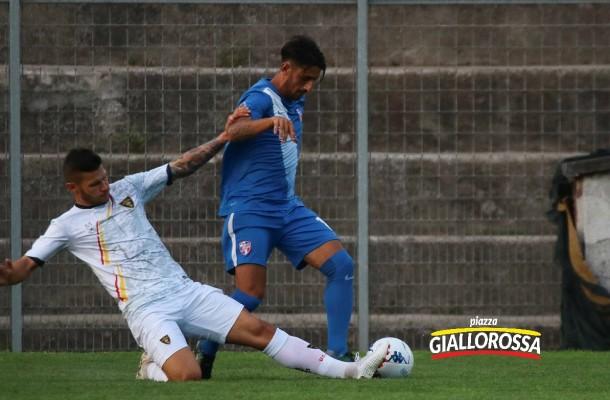 Calderoni in SFF Atletico Lecce (foto C.Iaconi)