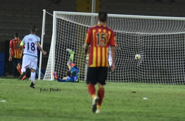 Il gol di Palombi