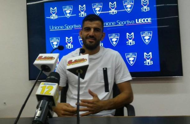Mauro Vigorito, portiere U.S. Lecce