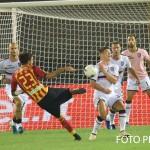 Il gol di Tabanelli