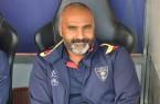 Liverani, allenatore del Lecce, foto Pinto