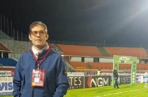 Dario Carofalo, dirigente US Lecce