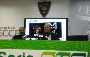 Liverani e Liguori, conferenza stampa 6 dicembre