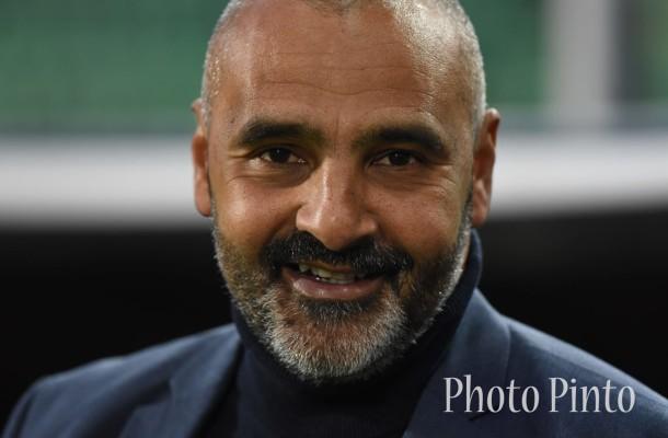 Fabio Liverani, allenatore del Lecce