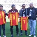 Ruggero Cannito, Fortunato Loddi, Luca Renna, Corrado Liguori