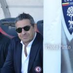Pasquale Padalino, allenatore del Foggia