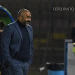 Fabio Liverani, allenatore del Lecce (foto P. Pinto)