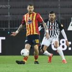Andrea La Mantia, attaccante del Lecce