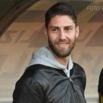 Manuel Scavone, centrocampista del Lecce