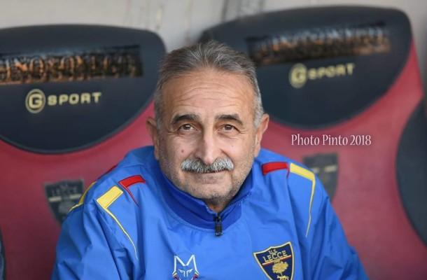 Giuseppe Congedo, medico sociale US Lecce
