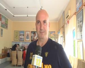 Corrado Liguori, vicepresidente del Lecce