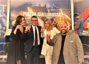 Carmen Tommasi, Mario Vecchio, Alessandra Del Toro, Massimiliano Cassone