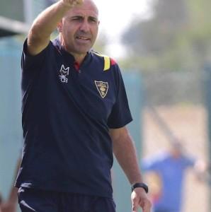 Vincenzo Mazzeo, allenatore Under 15 US Lecce