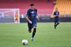 Diego Farias, attaccante del Lecce