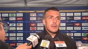 Giulio Donati, difensore del Lecce