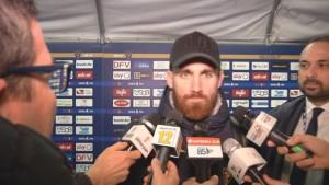 Zan Majer, centrocampista del Lecce