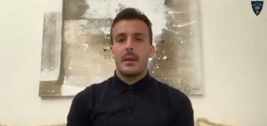 Giulio Donati, difensore U.S. Lecce