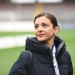Silvia Carofalo, socio e consigliere US Lecce (foto P.Pinto)